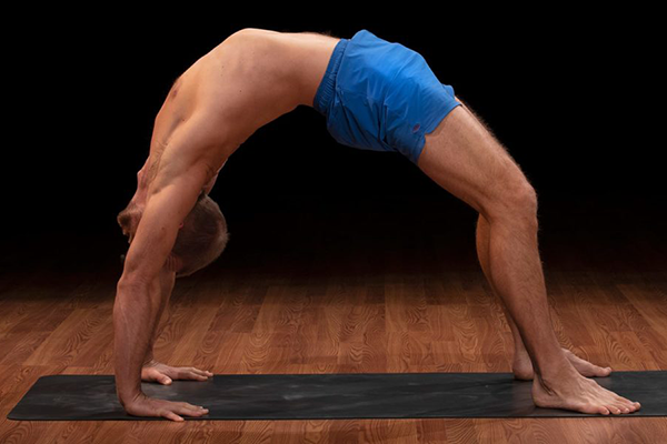 wheel pose | backbend