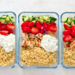 3 meal prep foods | eat the same thing every day
