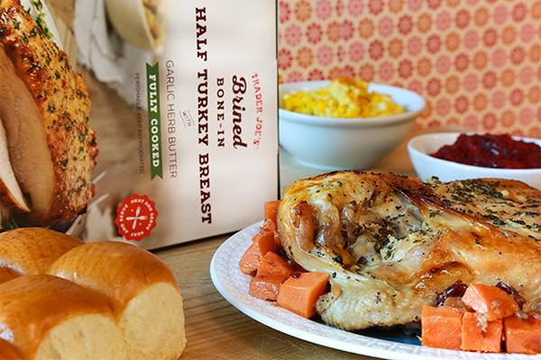 trader joe's thanksgiving dinner | where to buy thanksgiving dinner
