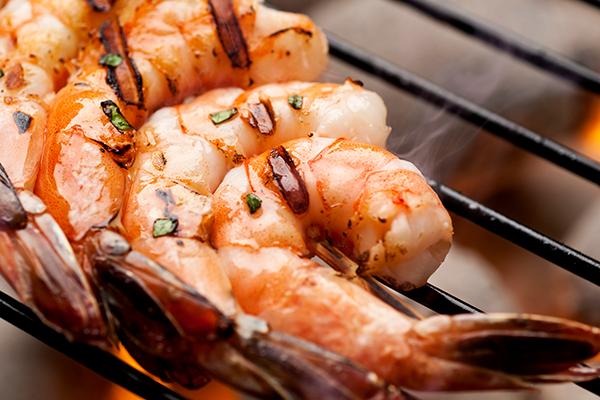 shrimp on the barbie | how to cook shrimp