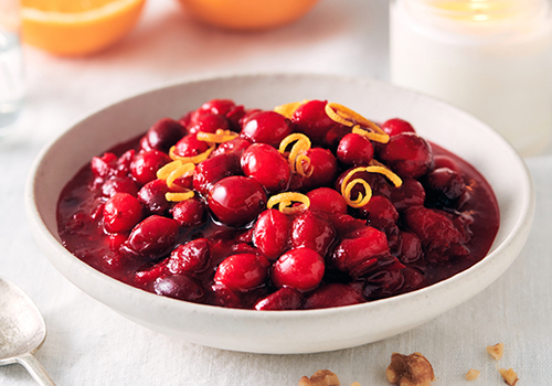 cranberry sauce | thanksgiving guide