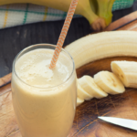 banana smoothie | how to use bananas as sweetener