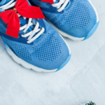 running shoes with gift bow | target christmas gifts