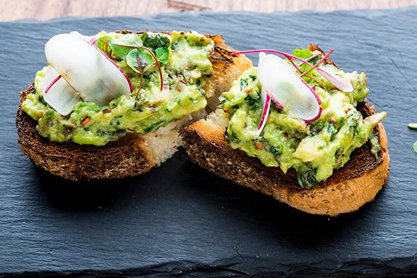 avocado toast | balanced meal