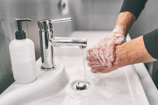 hand washing | good things that happened in 2020