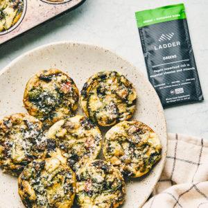 Veggie Omelet Muffins