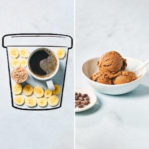 Chocolate Mocha Protein Ice Cream