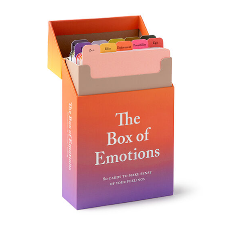 The Box of Emotions | best gifts for positivity