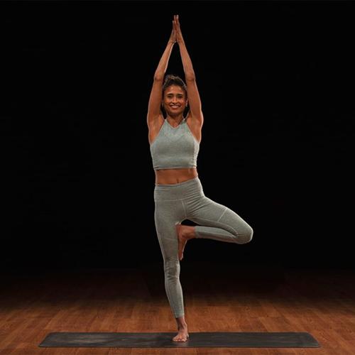 tree pose | balance exercises