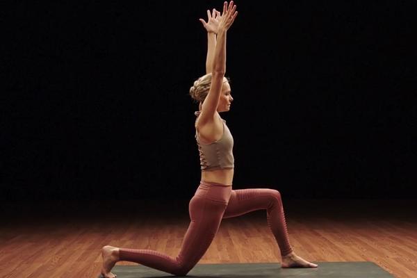 marie hip opening flow | yoga challenge