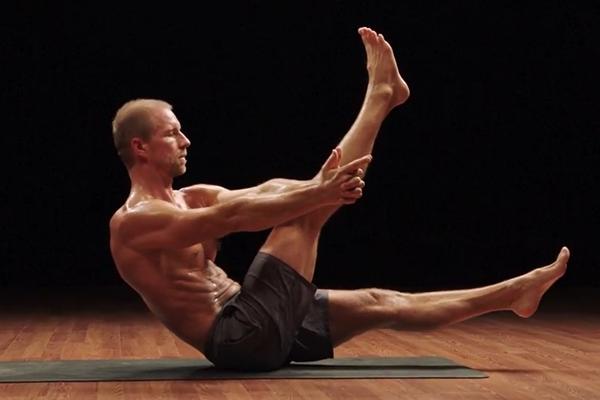 brent athletic flow | yoga challenge