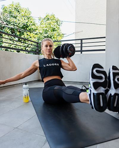 kelsey heenan working out | kelsey heenans rituals