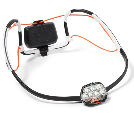 petzl headlamp | night running gear