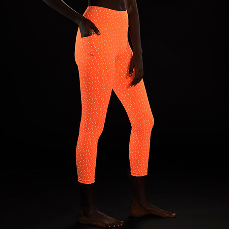 oiselle running tights | night running gear