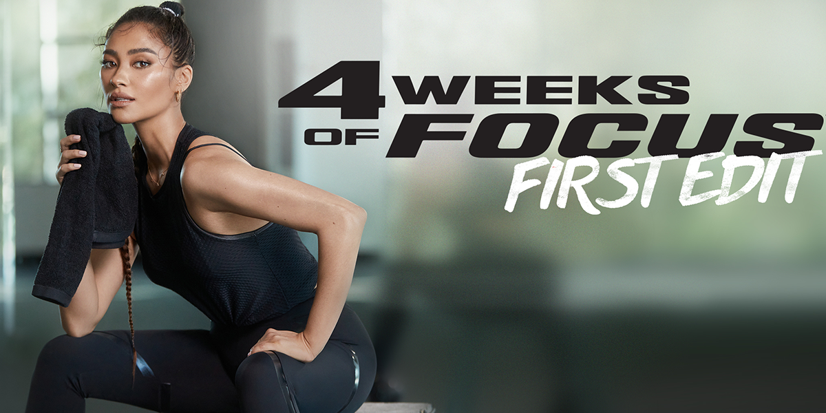 4 weeks of focus openfit shay mitchell | 4 weeks of focus