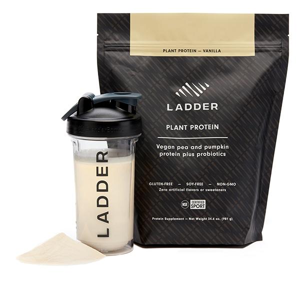 ladder plant protein | arnold schwarzenegger workout