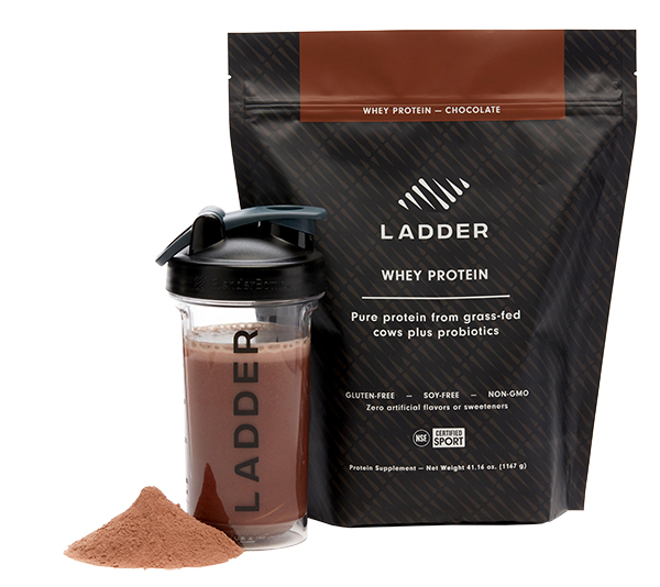 ladder whey protein | arnold schwarzenegger workout