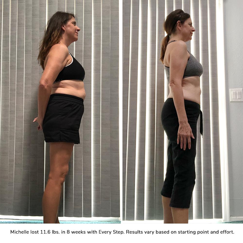 michelle kolacinski before and after