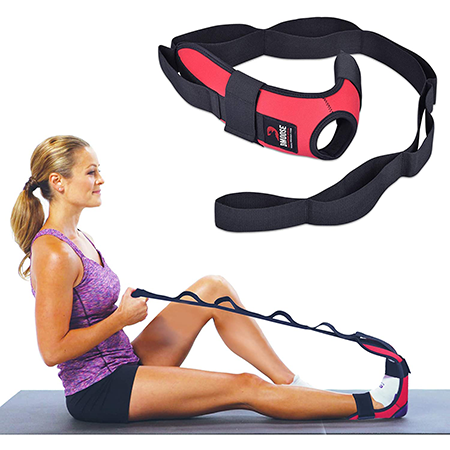 foot and leg stretch strap | best stretching equipment
