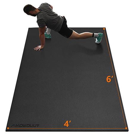 home workout mat | best stretching equipment