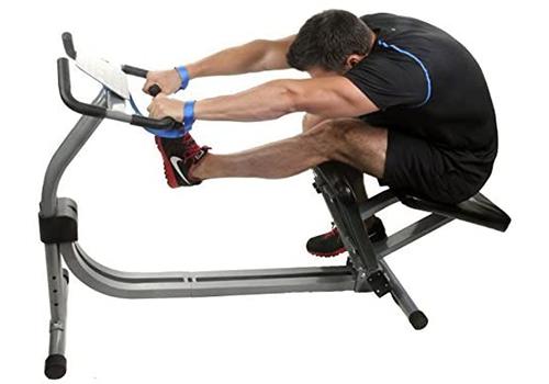 man using stretching machine | best stretching equipment