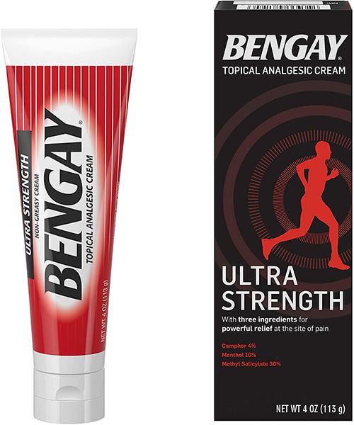 bengay muscle rub | best muscle rubs