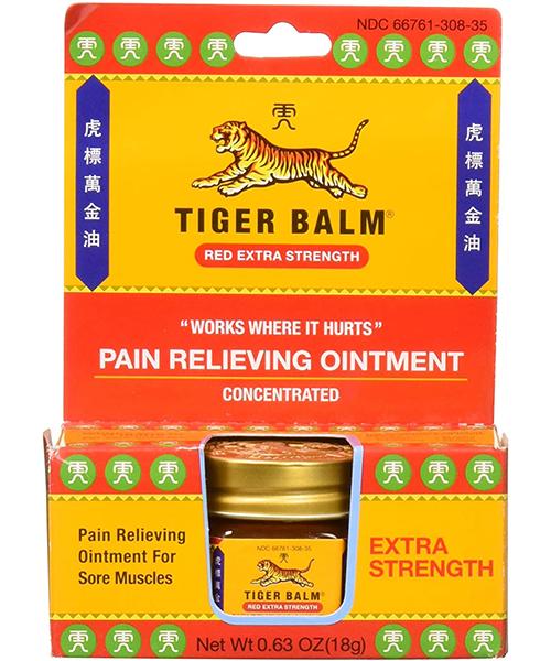 tiger balm muscle rub | best muscle rubs
