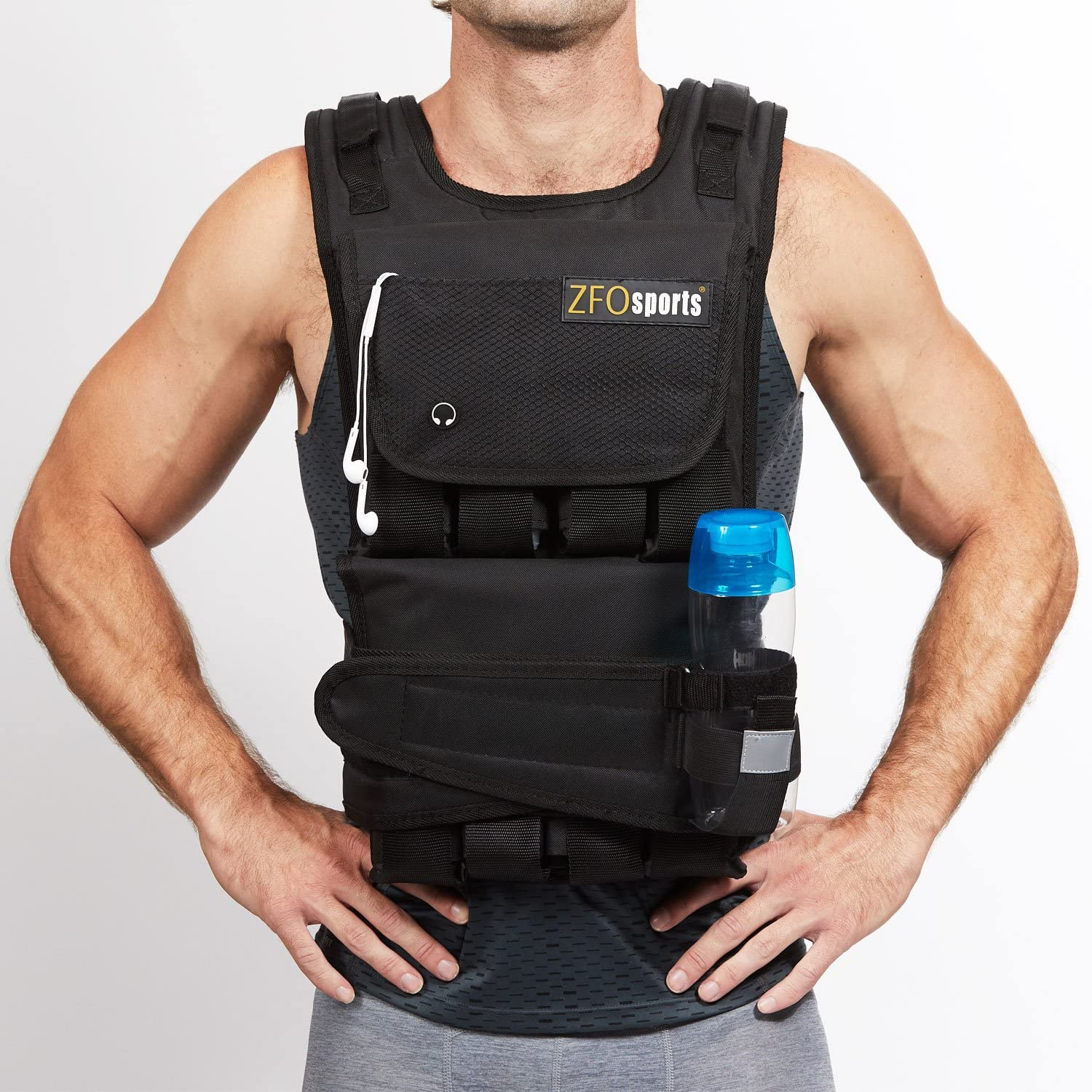 zfo weighted vest | weighted vests