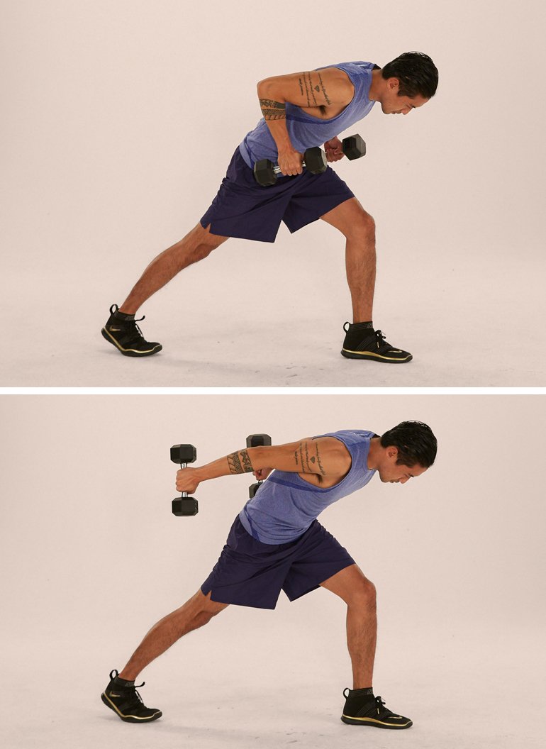 tricep kickback | triceps workout at home