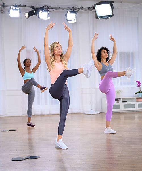 andrea rogers pilates exercise | xb pilates vs lisa hubbard pilates