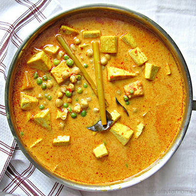 tofu curry | how to cook tofu
