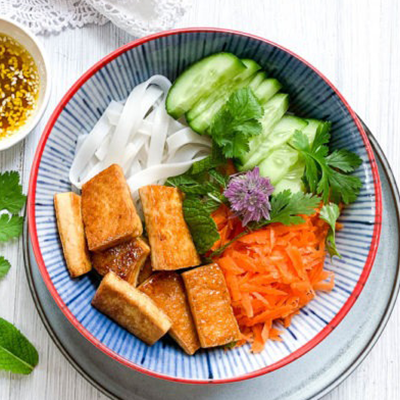 tofu noodles | how to cook tofu