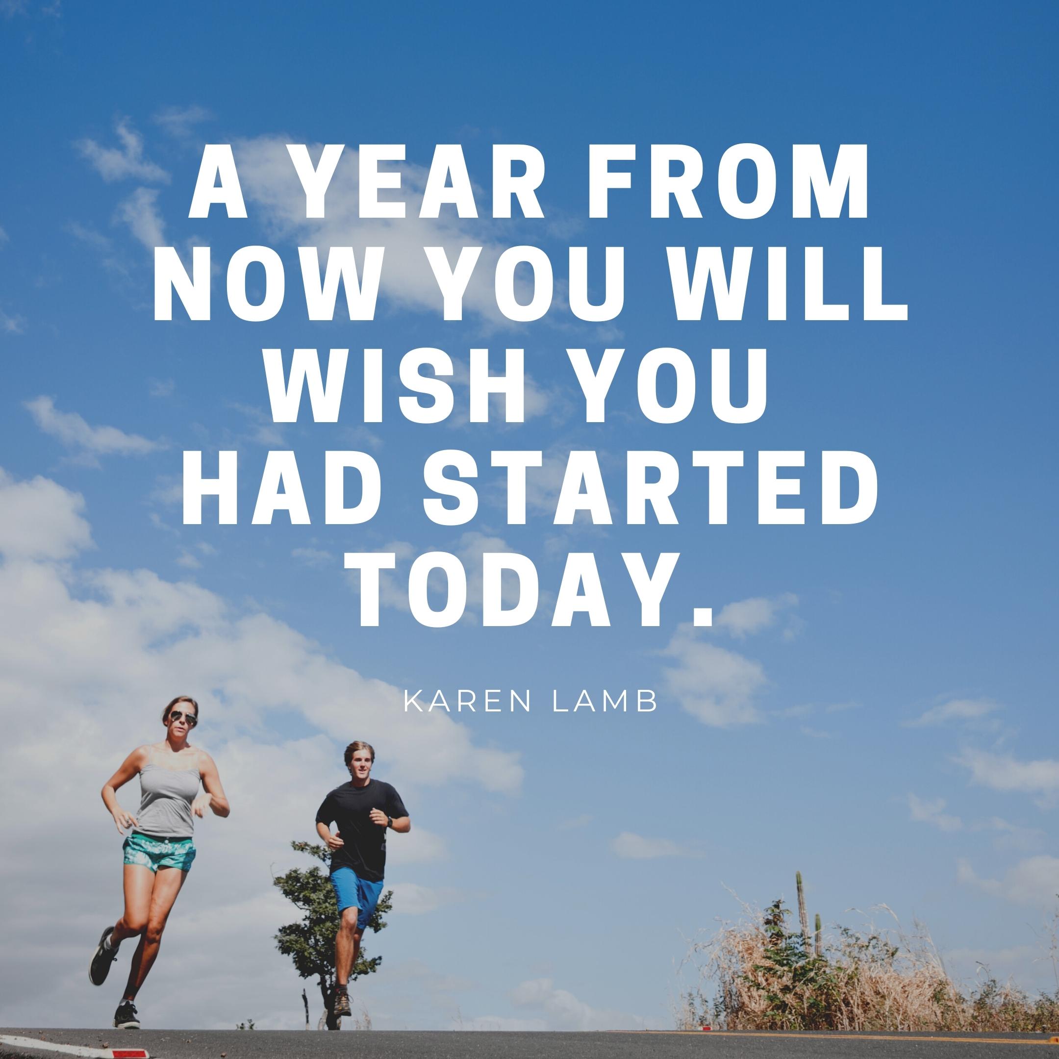 karen lamb quote | daily motivation