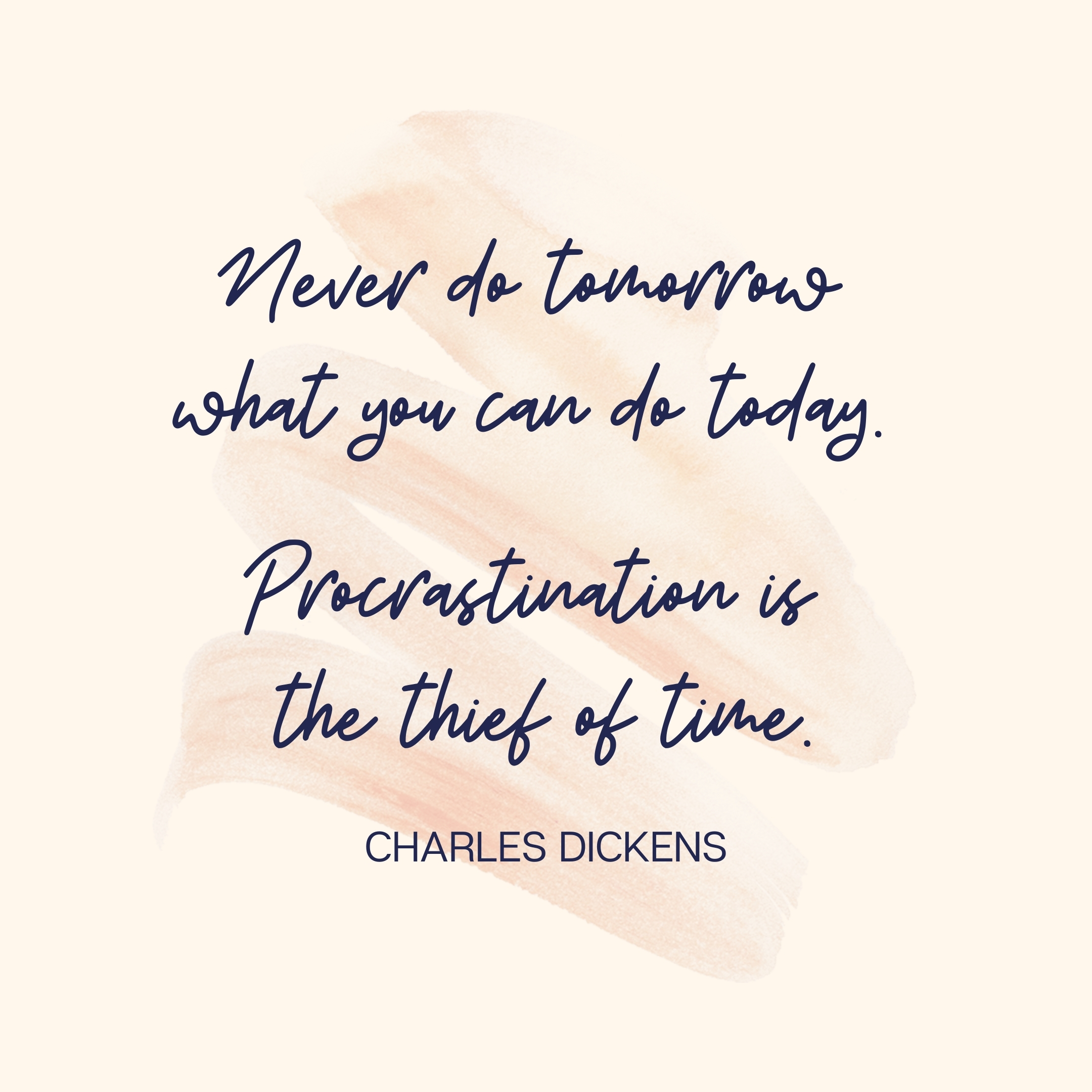 charles dickens quote | daily motivation
