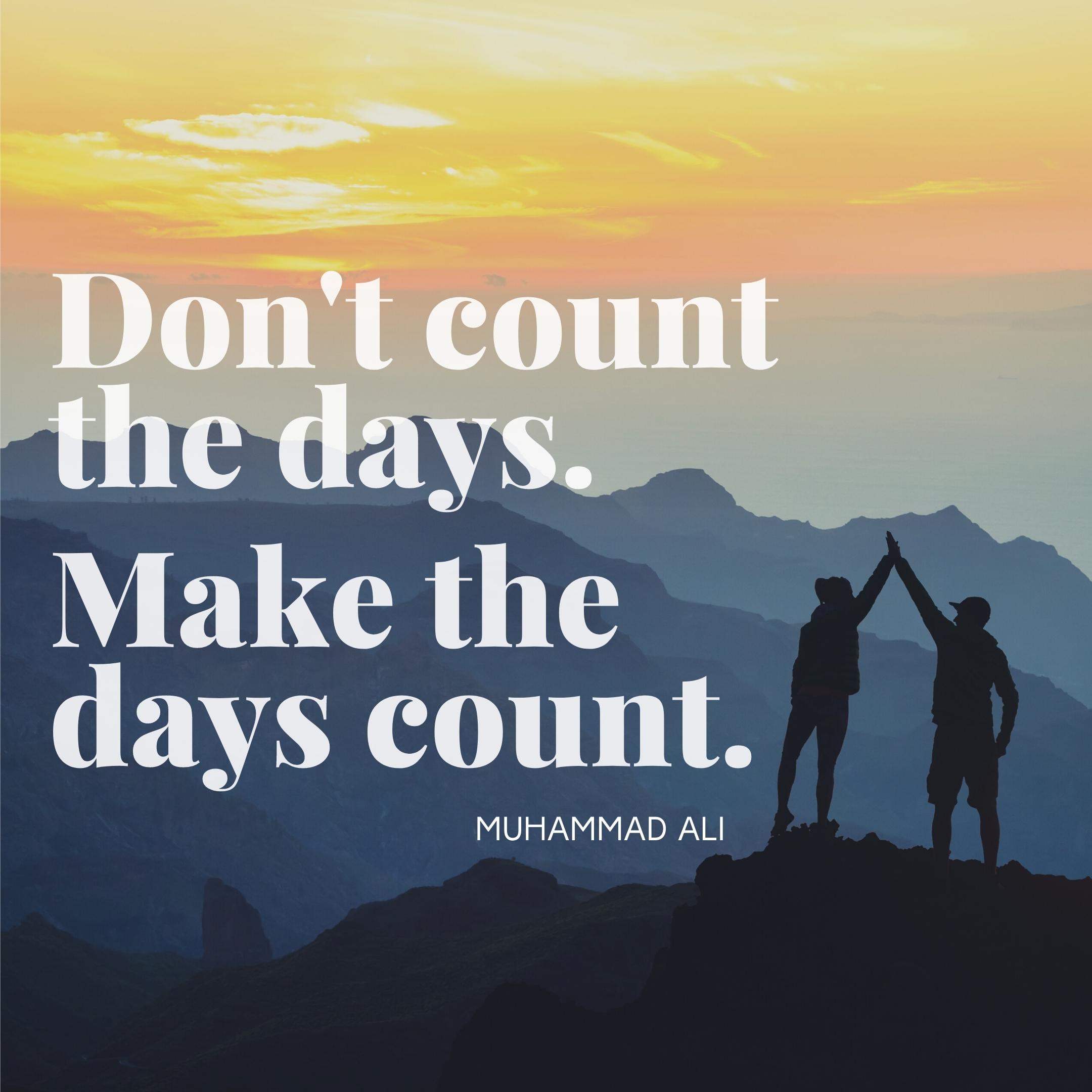 muhammad ali quote   daily motivation