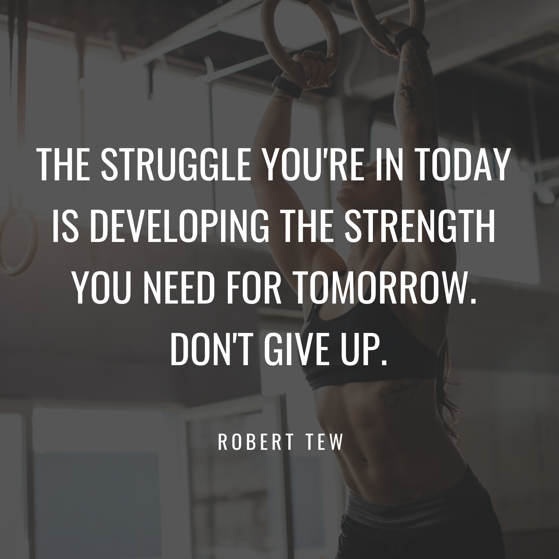 robert tew quote   daily motivation