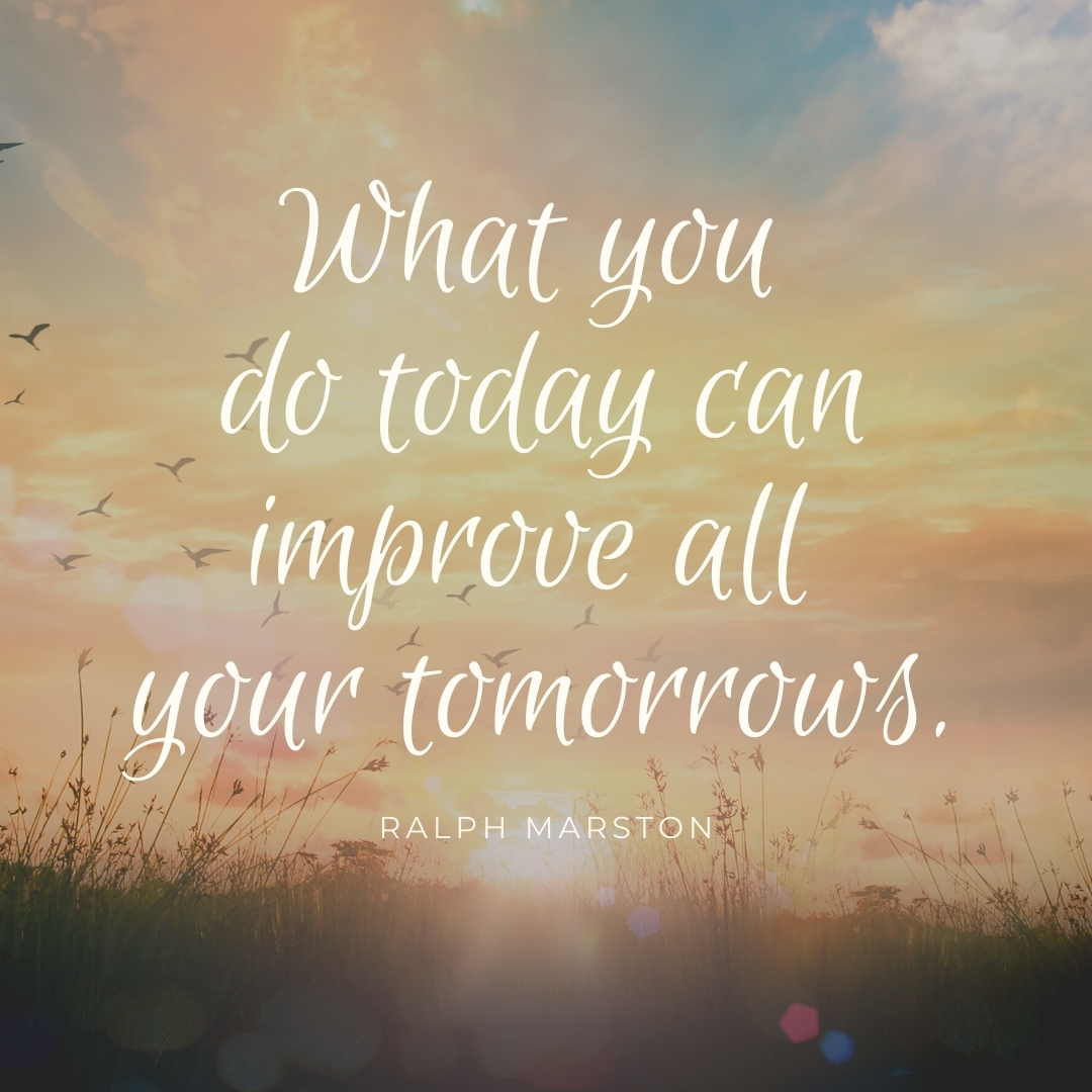 ralph marston quote   daily motivation