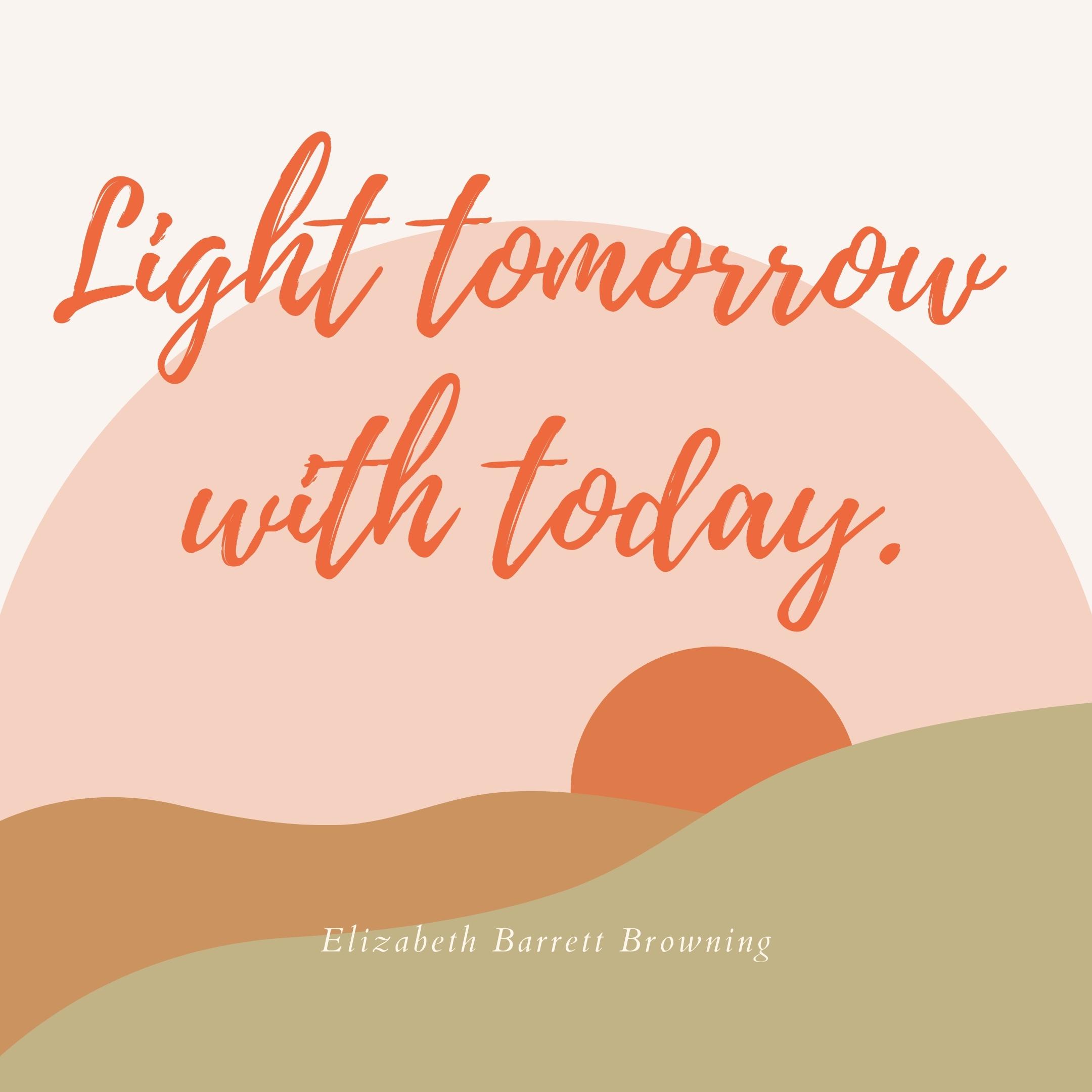 elizabeth barrett browning quote   daily motivation