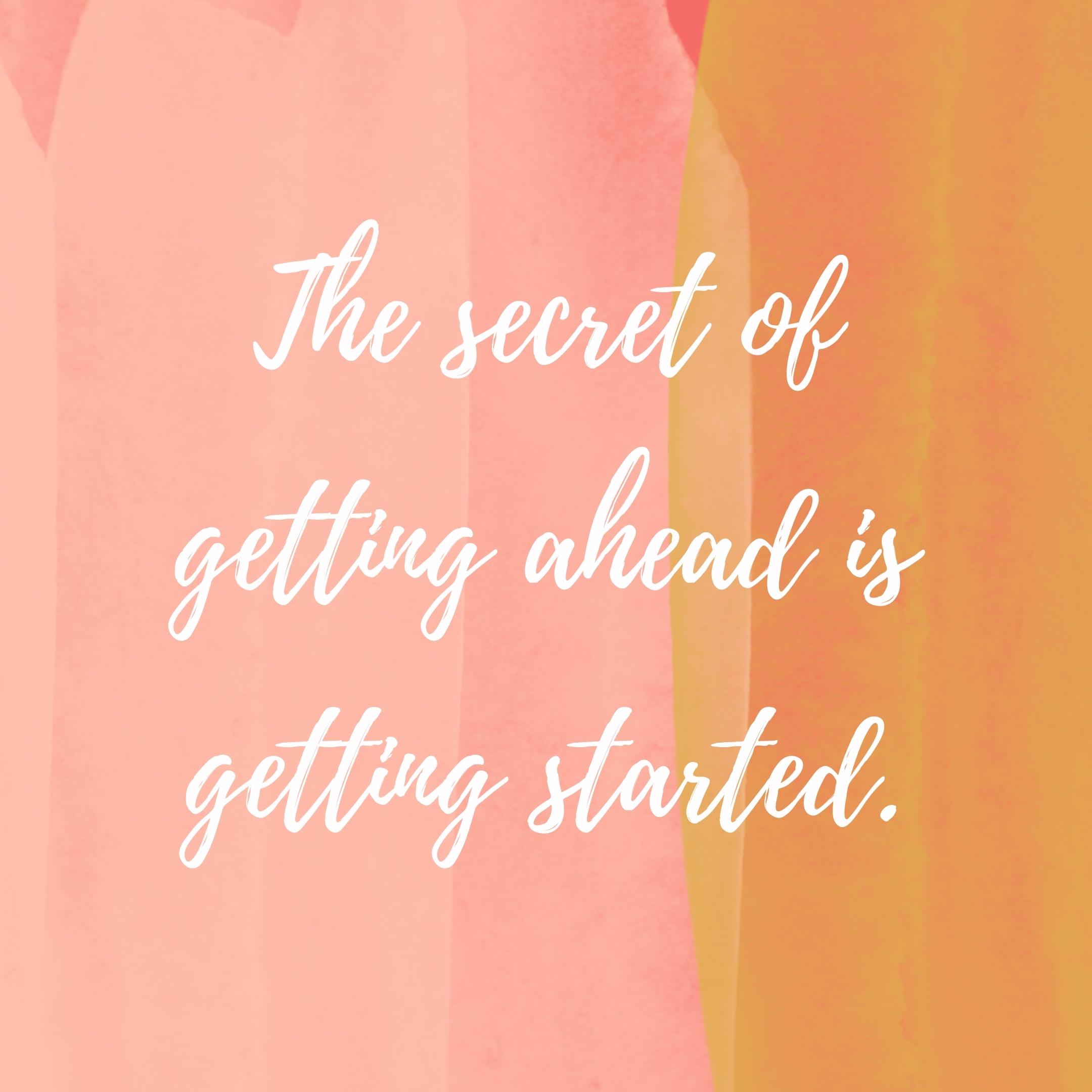 the secret quote | monday motivation quotes