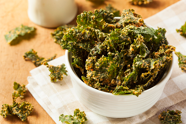 kale chips | how to cook kale