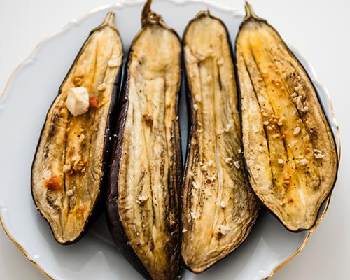 roasted eggplants | how to cook eggplants