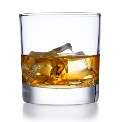 glass of alcohol | foods you should never eat