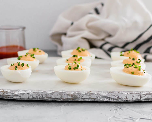 deviled eggs recipe | passover recipes