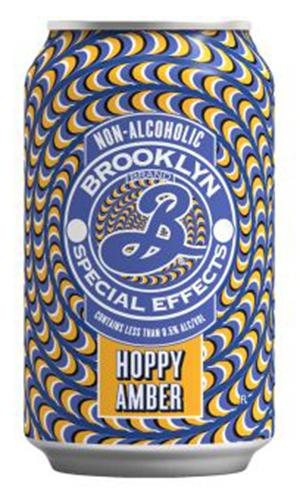 brooklyn brewery special effects hoppy amber | non alcoholic drinks