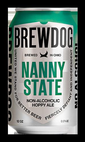 brewdog nanny state | non alcoholic drinks