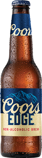 coors edge bottle | non alcoholic drinks