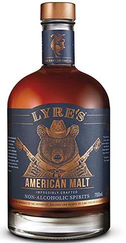 lyre's american malt | non alcoholic spirits
