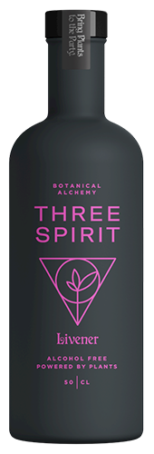 three spirit livener | non alcoholic spirits