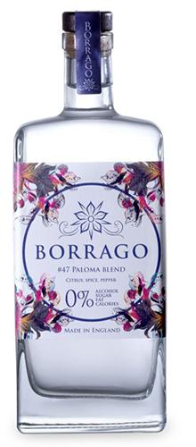 borrago #47 paloma blend | non alcoholic spirits