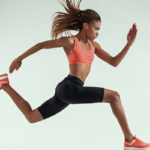 woman jumping in the air | amrap
